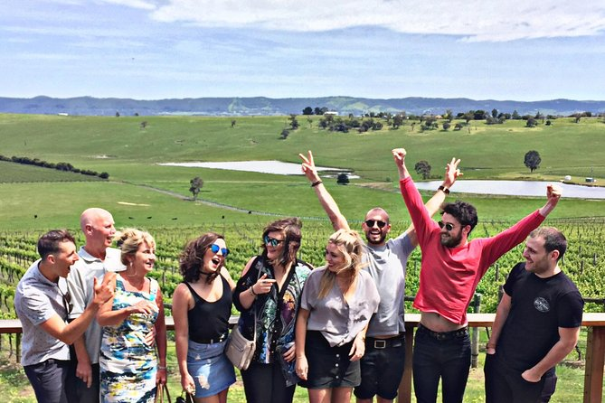 EPIC Yarra Valley Wine Tasting Tour Departing from Melbourne - Weekdays Only