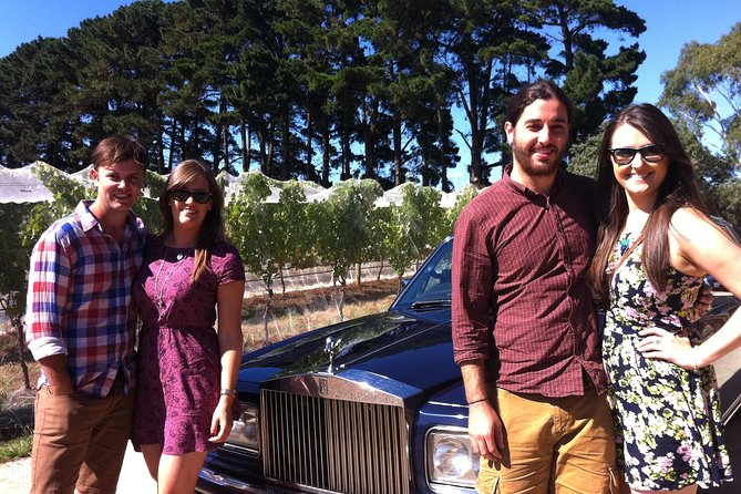 Private Winery Tour From Hobart In A Rolls Royce - Accommodation Mt Buller