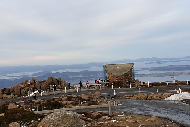 Mt Wellington and Richmond Historical Village discounted combo tour - Accommodation Mt Buller