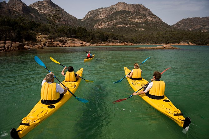 The Freycinet Paddle - Accommodation Mt Buller