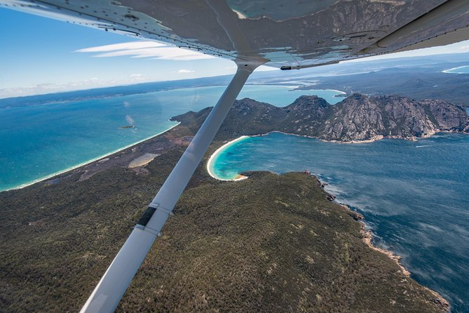 Freycinet Peninsula Or Wineglass Bay Scenic Flight - Accommodation Mt Buller