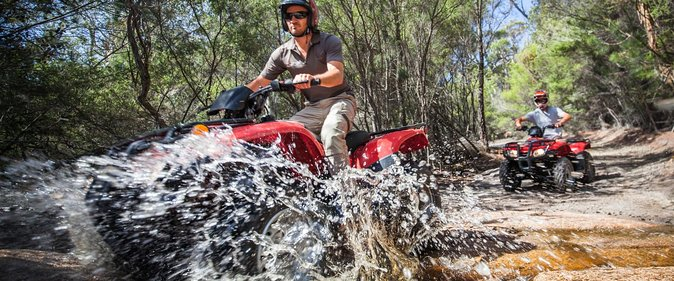Quad Bike 2-Hour Adventure Freycinet National Park - Accommodation Mt Buller