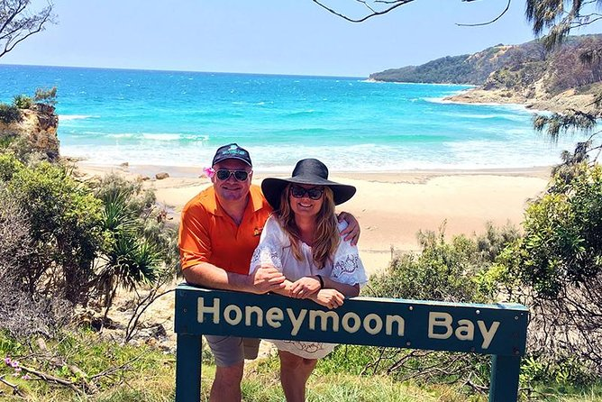 Cape Moreton Scenic WD Day Tour from Brisbane or the Gold Coast