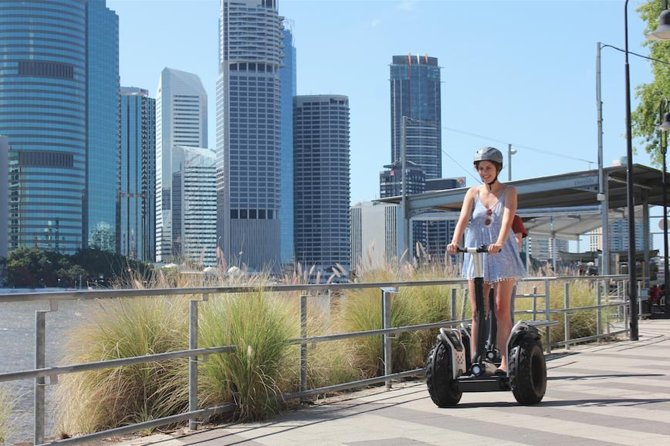 Minute Brisbane Segway Tour