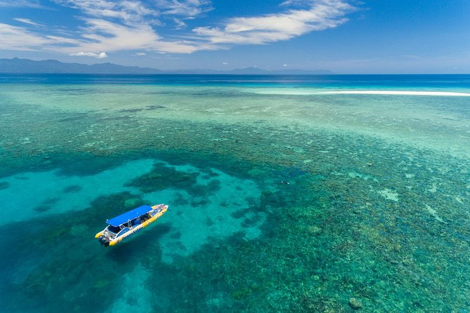 Ocean Safari Great Barrier Reef Experience in Cape Tribulation - Accommodation Mt Buller