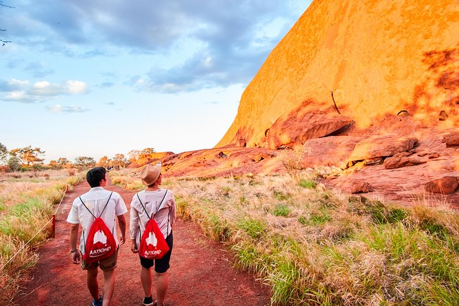 Uluru Sunrise and Guided Base Walk - Accommodation Mt Buller