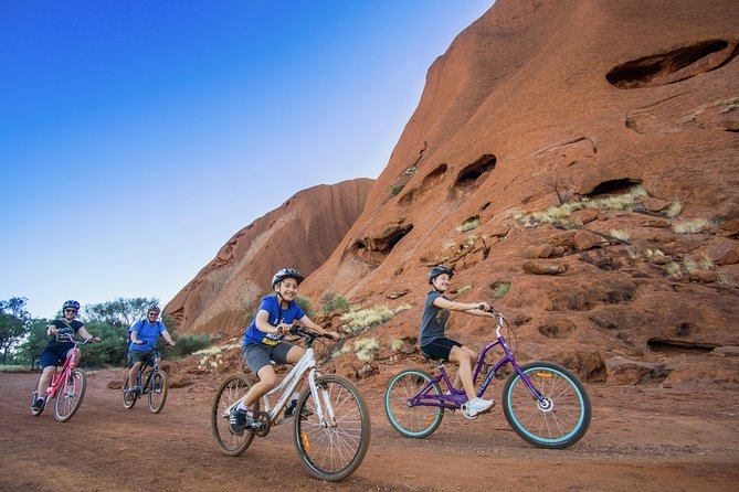 Outback Cycling Uluru Bike Ride - Accommodation Mt Buller
