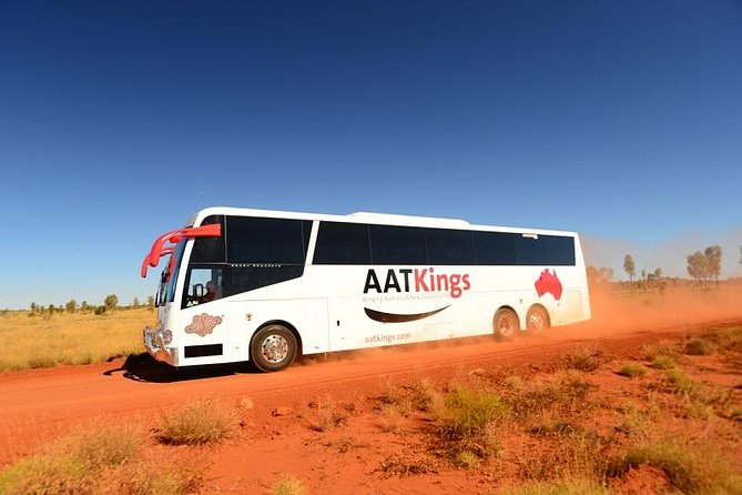 Coach Transfer from Kings Canyon to Alice Springs - Accommodation Mt Buller