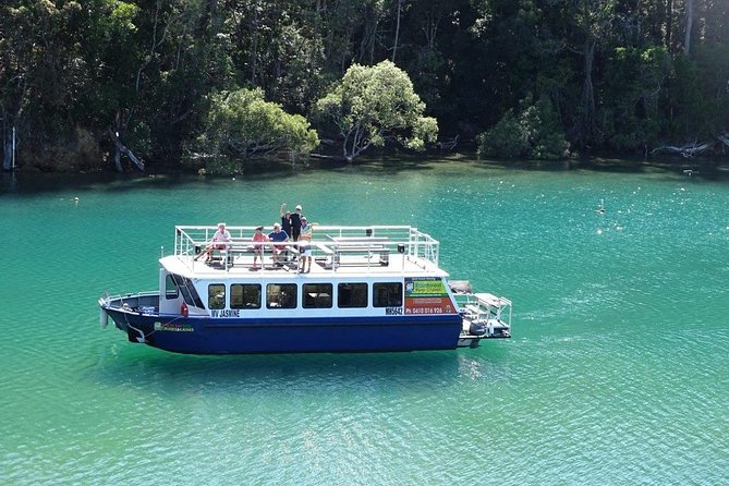 Brunswick Heads Rainforest Eco-Cruise - Accommodation Mt Buller