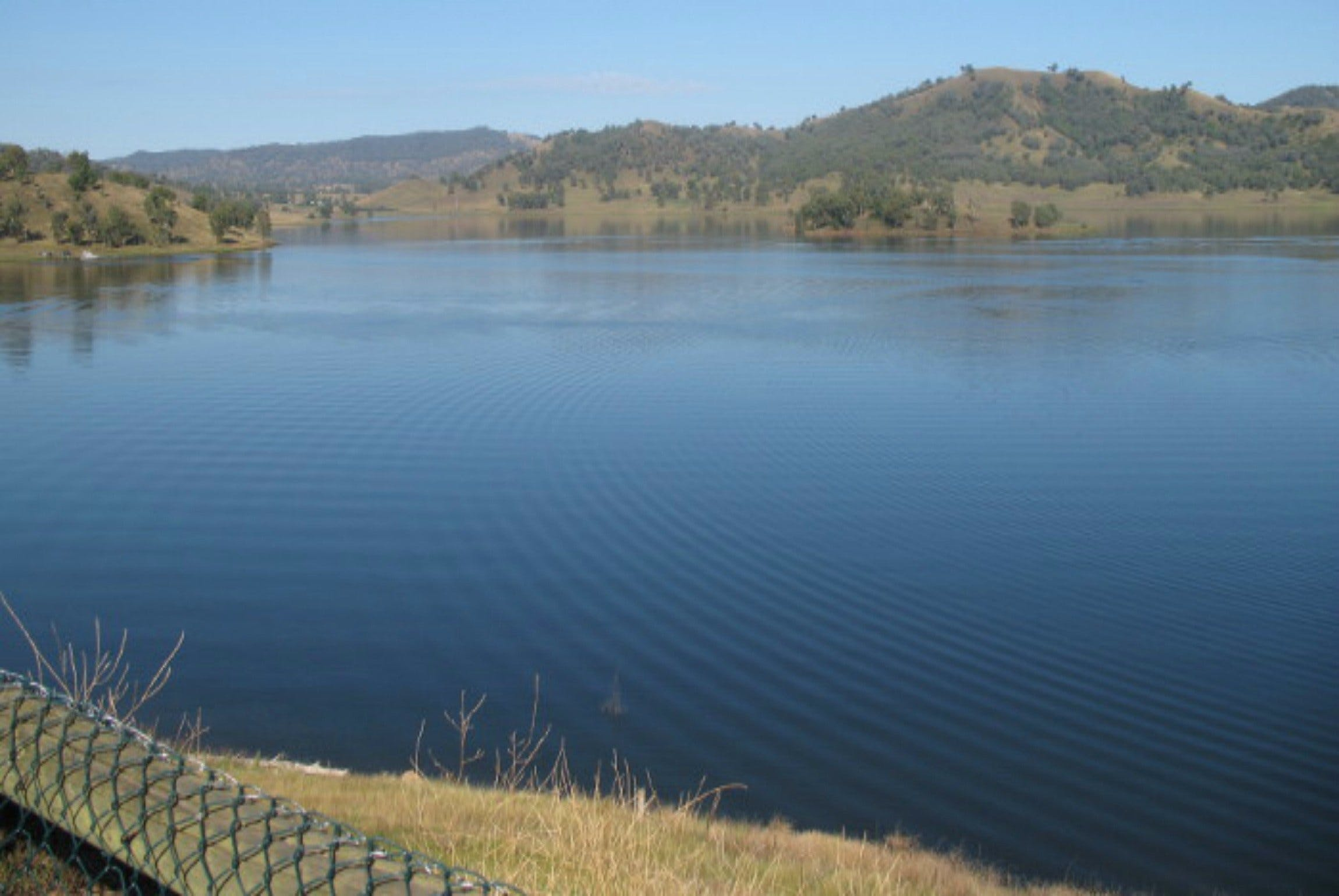 Chaffey Dam - Accommodation Mt Buller
