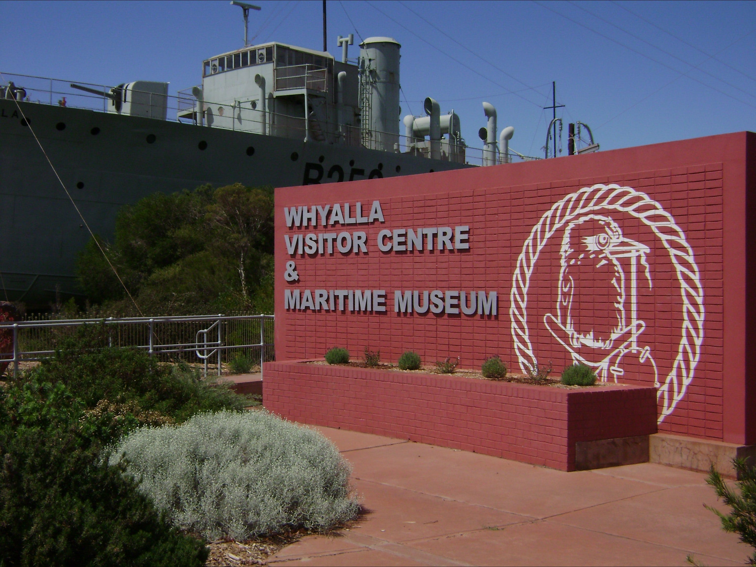 Whyalla Maritime Museum - Accommodation Mt Buller