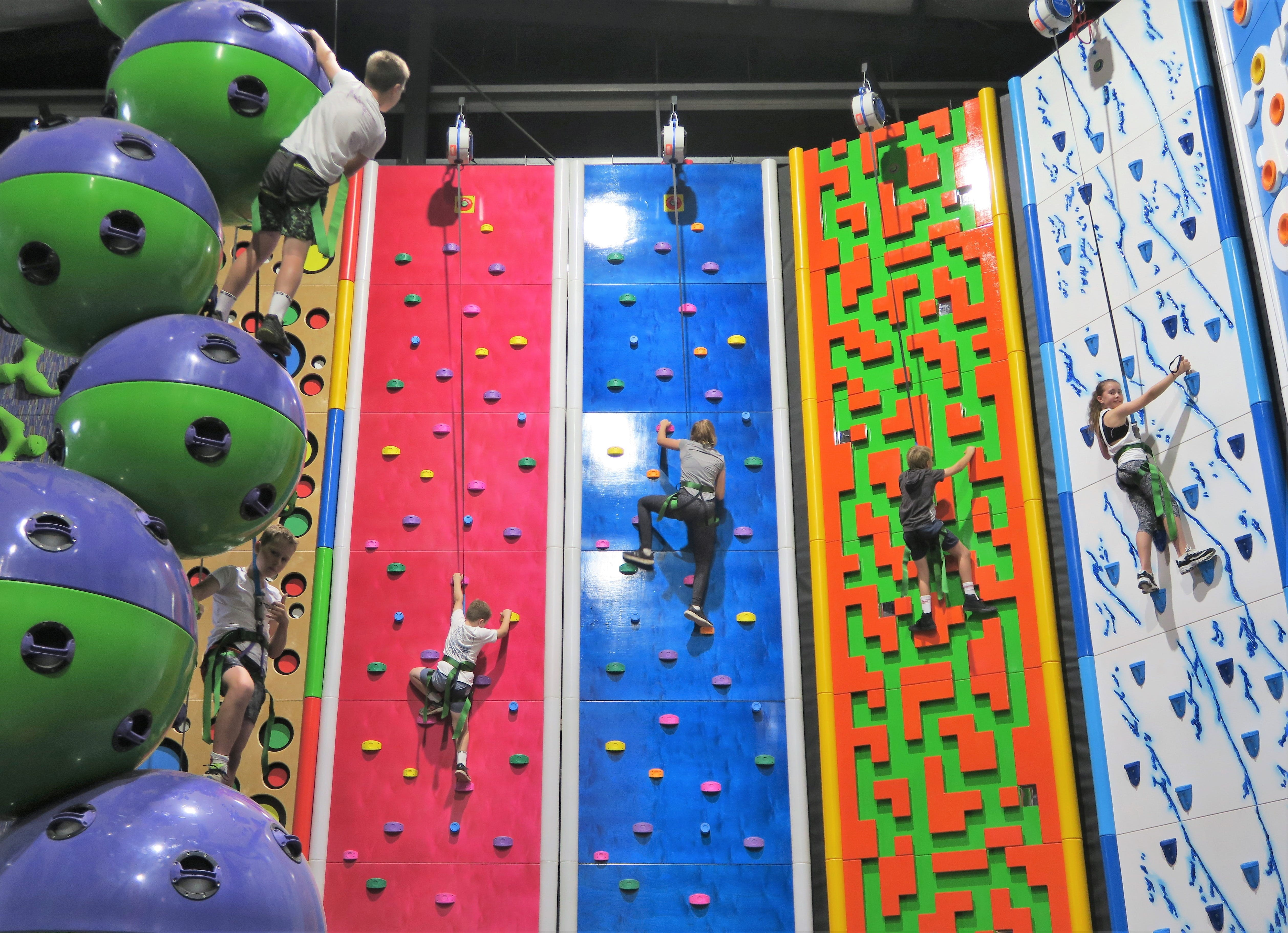 Clip 'n Climb Phillip Island - Accommodation Mt Buller