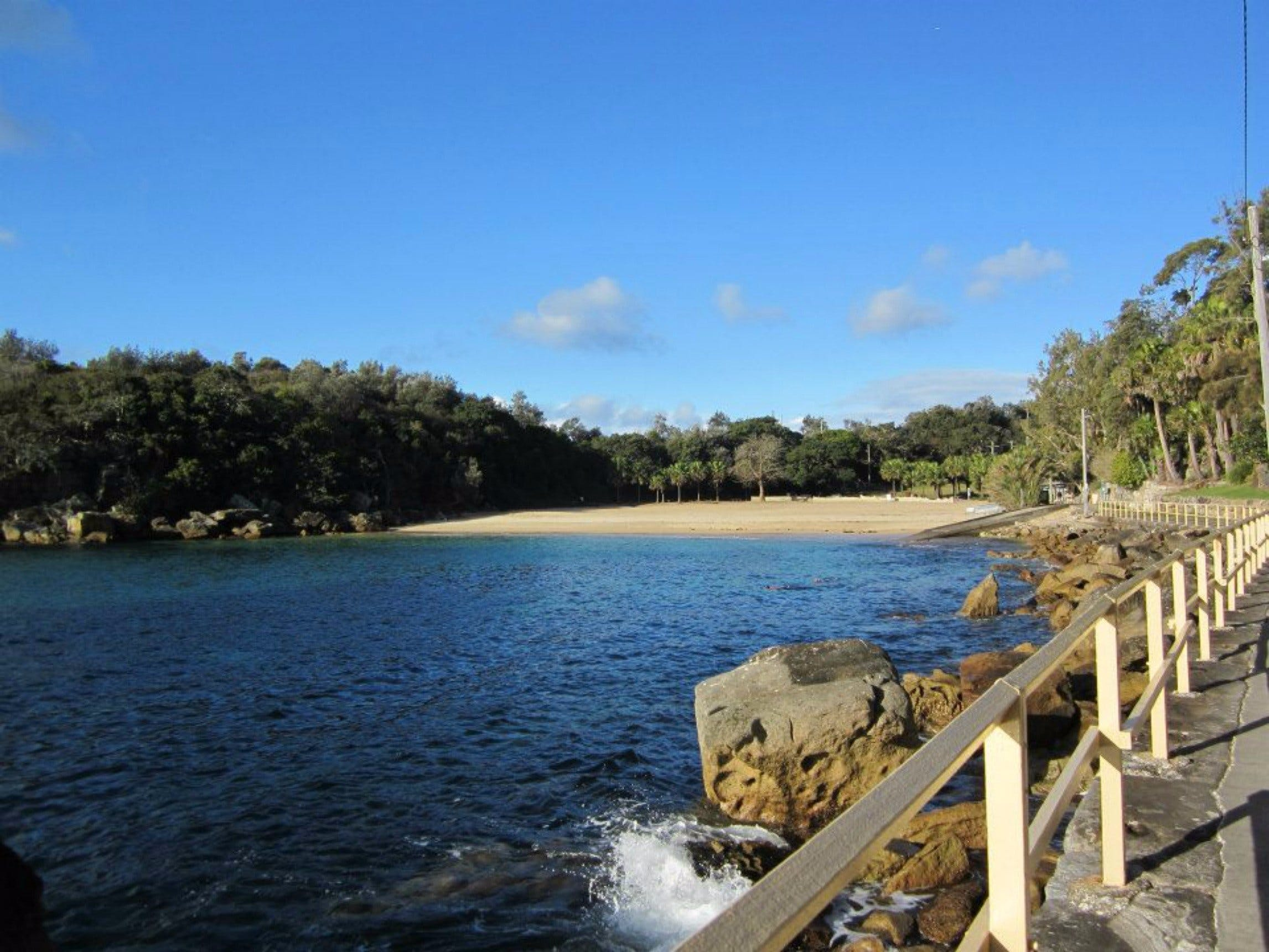 Shelly Beach Manly - Accommodation Mt Buller