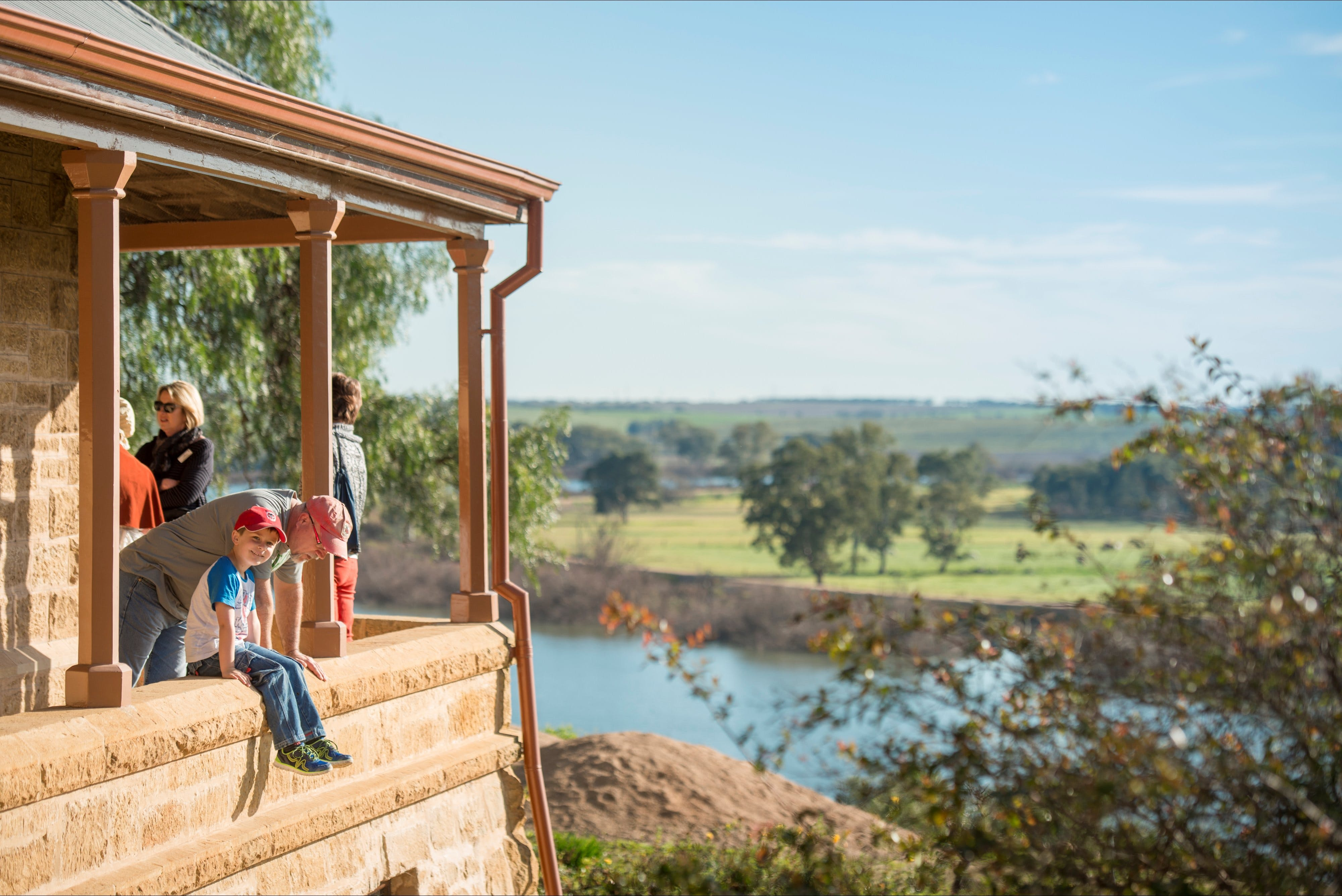 The Murray Bridge Discovery Trail - Accommodation Mt Buller