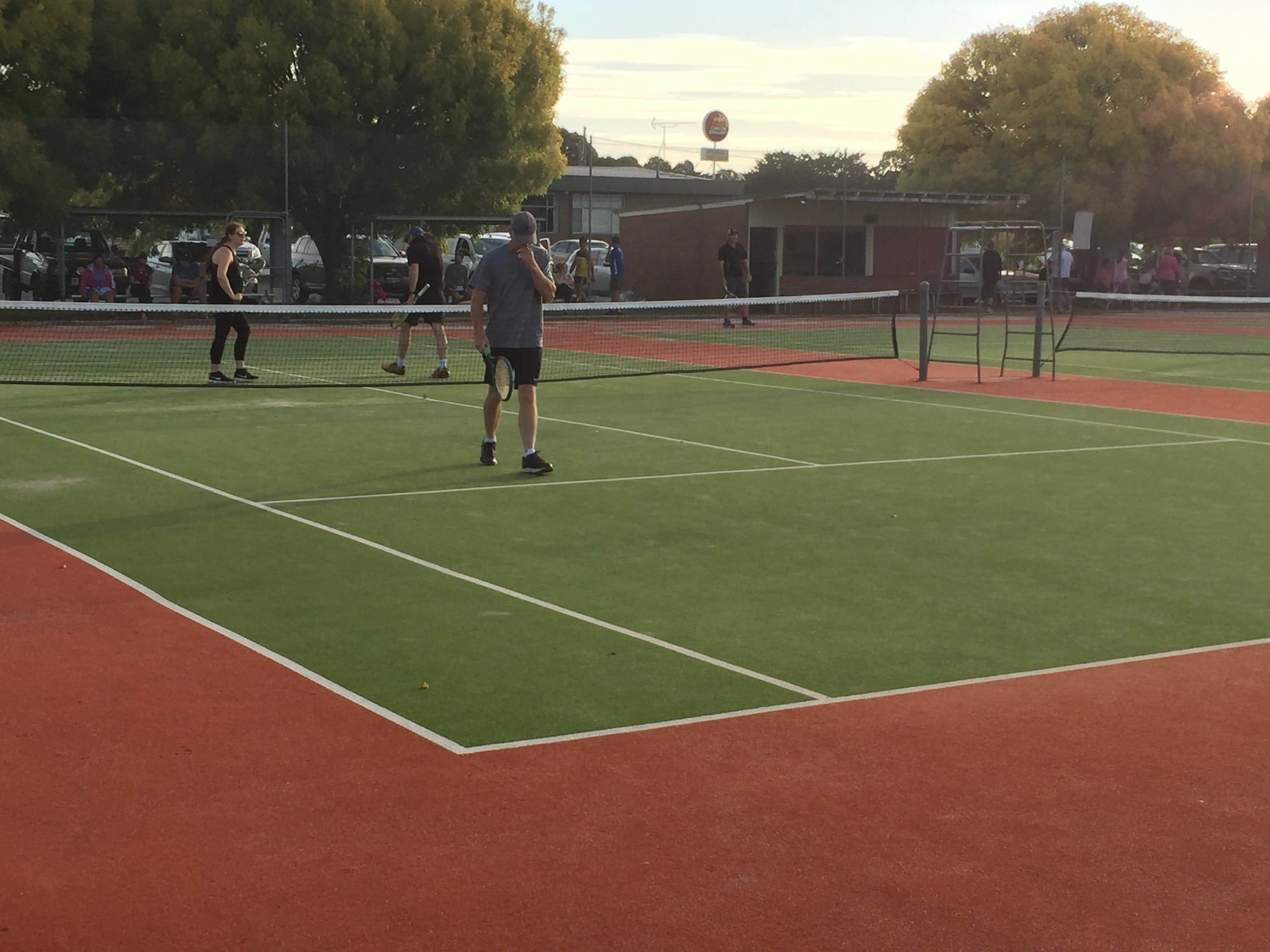 Crookwell Tennis Courts - Accommodation Mt Buller
