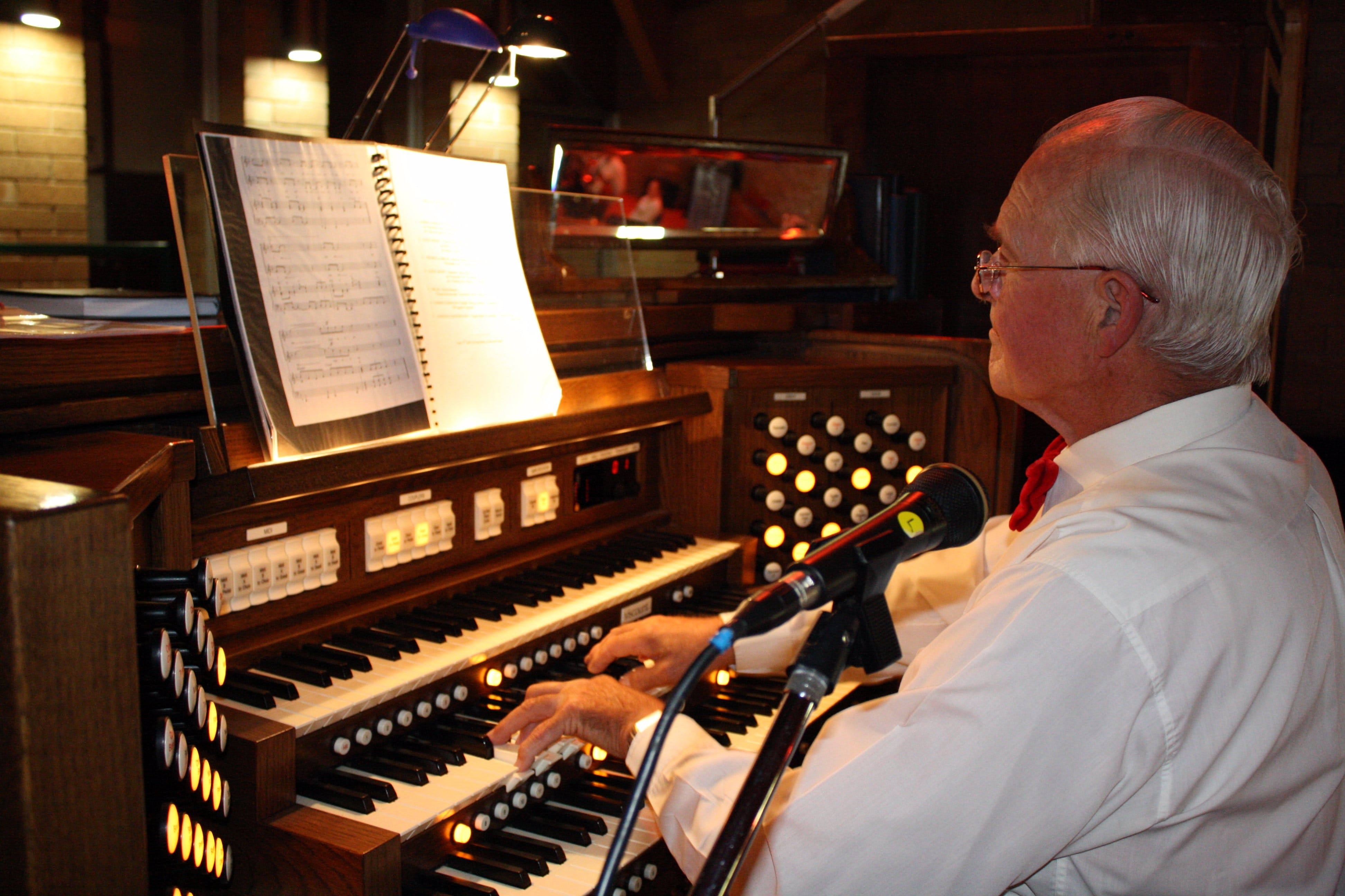 St Bartholomews Largest Digital Pipe Organ in the Southern Hemisphere - Accommodation Mt Buller