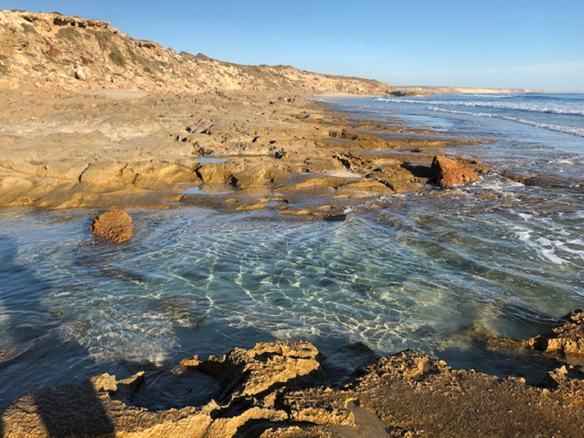 Streaky Bay - Back Beach - Accommodation Mt Buller
