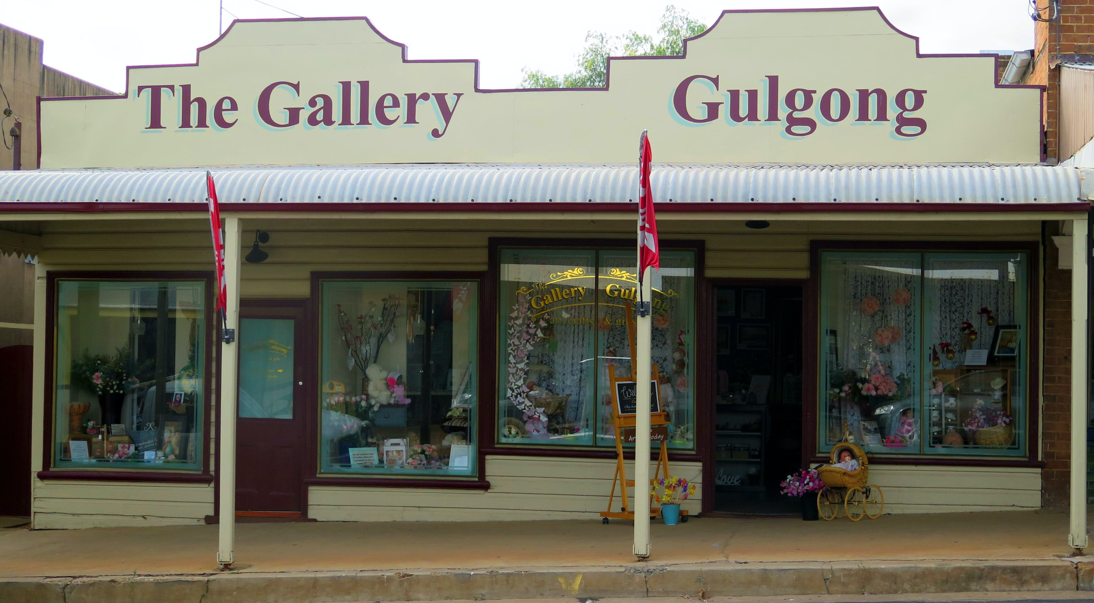 The Gallery Gulgong - Accommodation Mt Buller