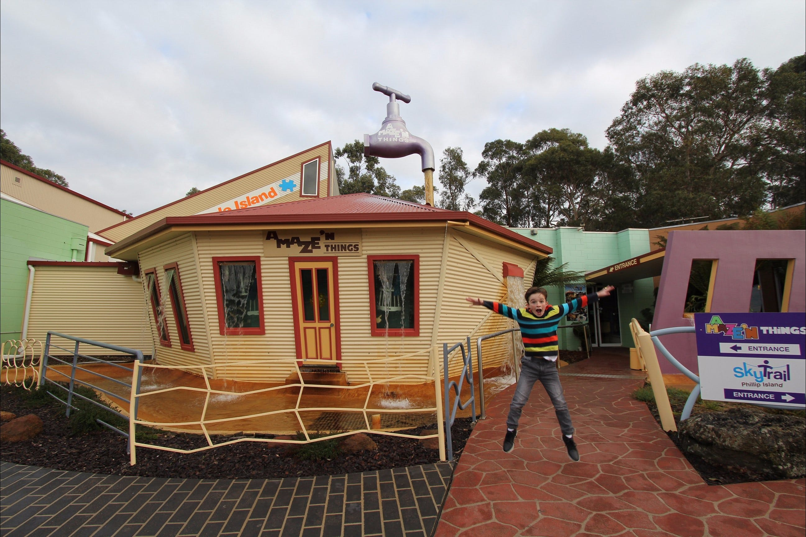 A Maze'N Things - Accommodation Mt Buller