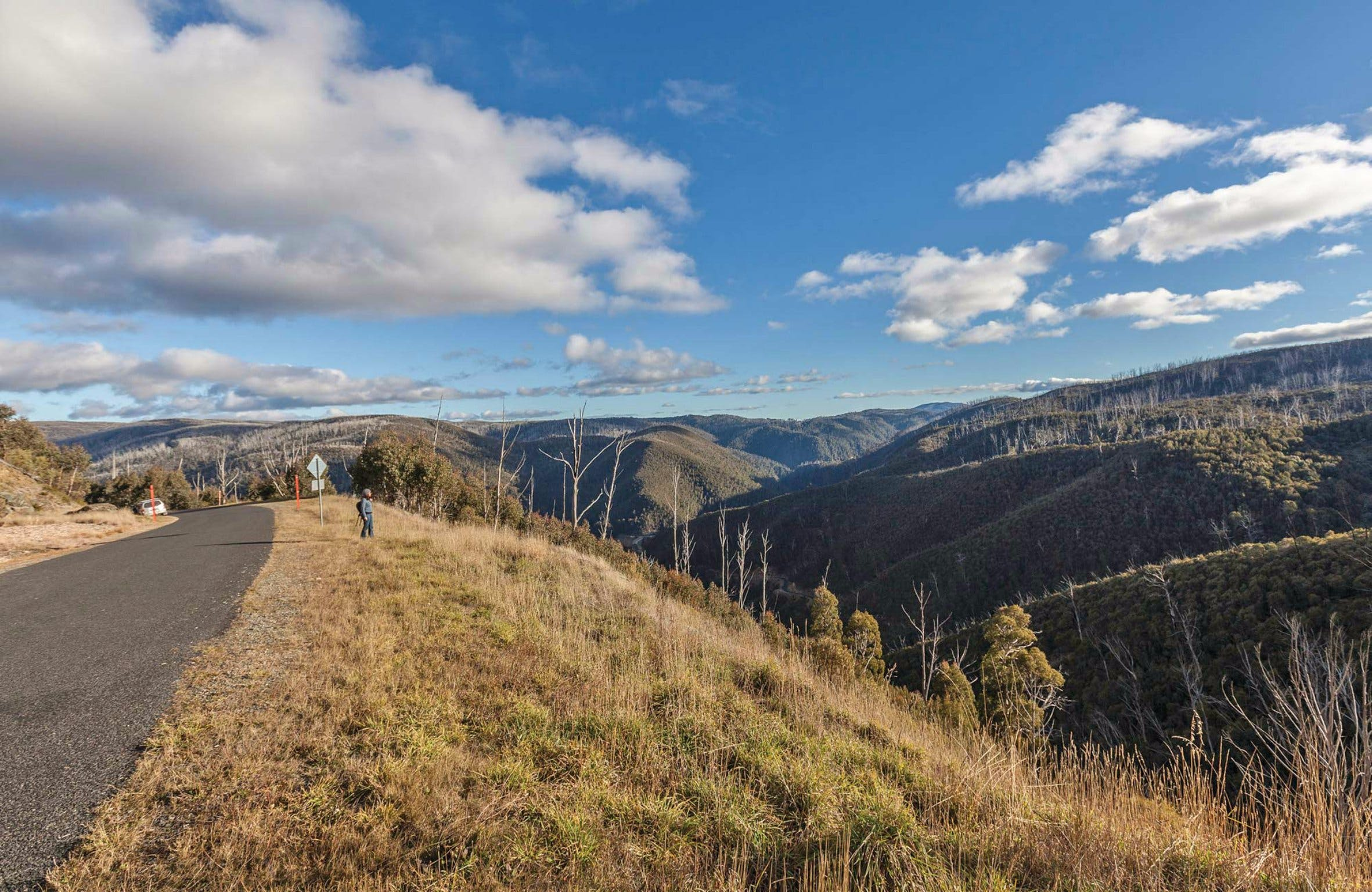 Khancoban to Kiandra Drive - Accommodation Mt Buller