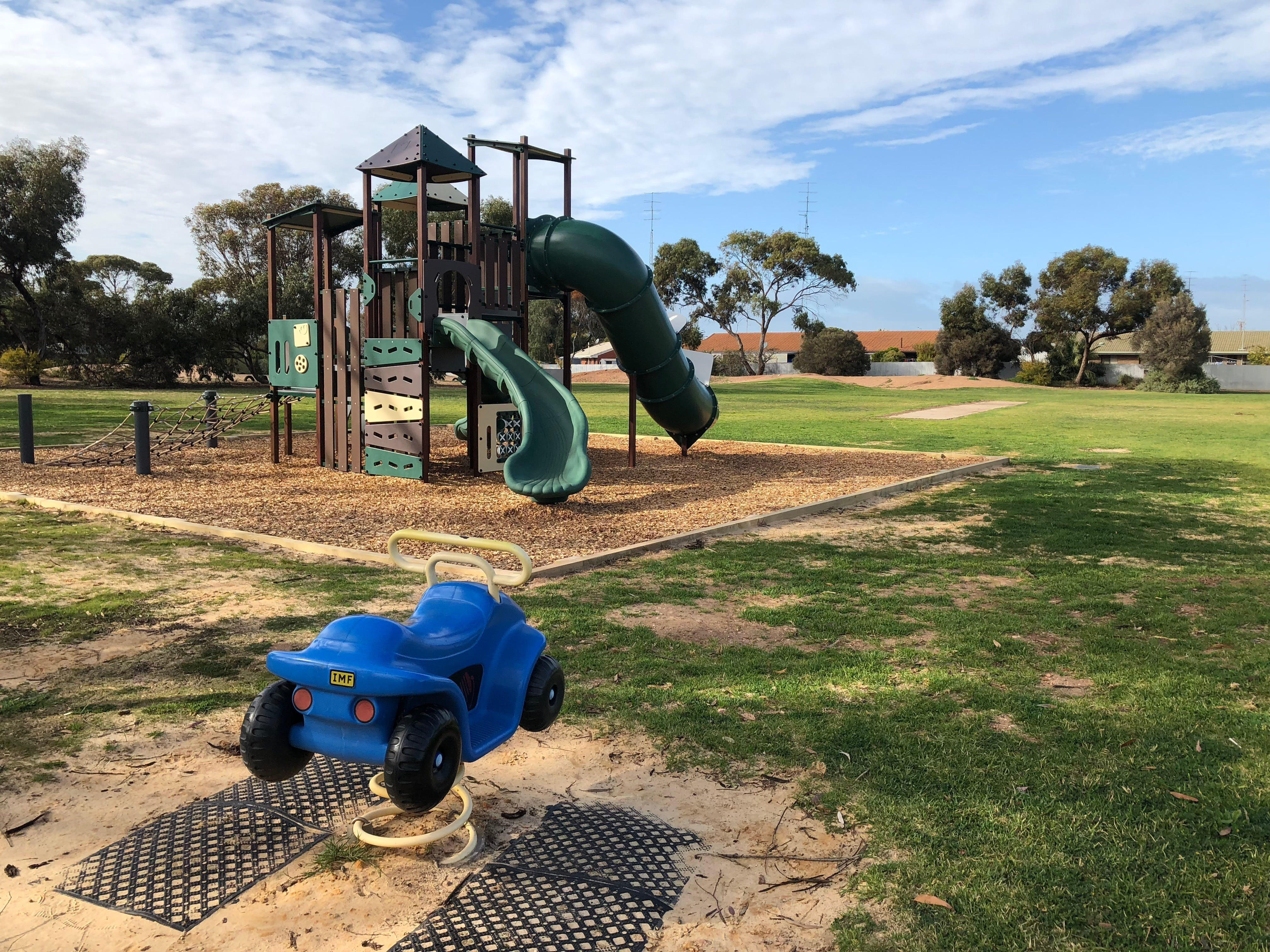 New Town Playground - Accommodation Mt Buller