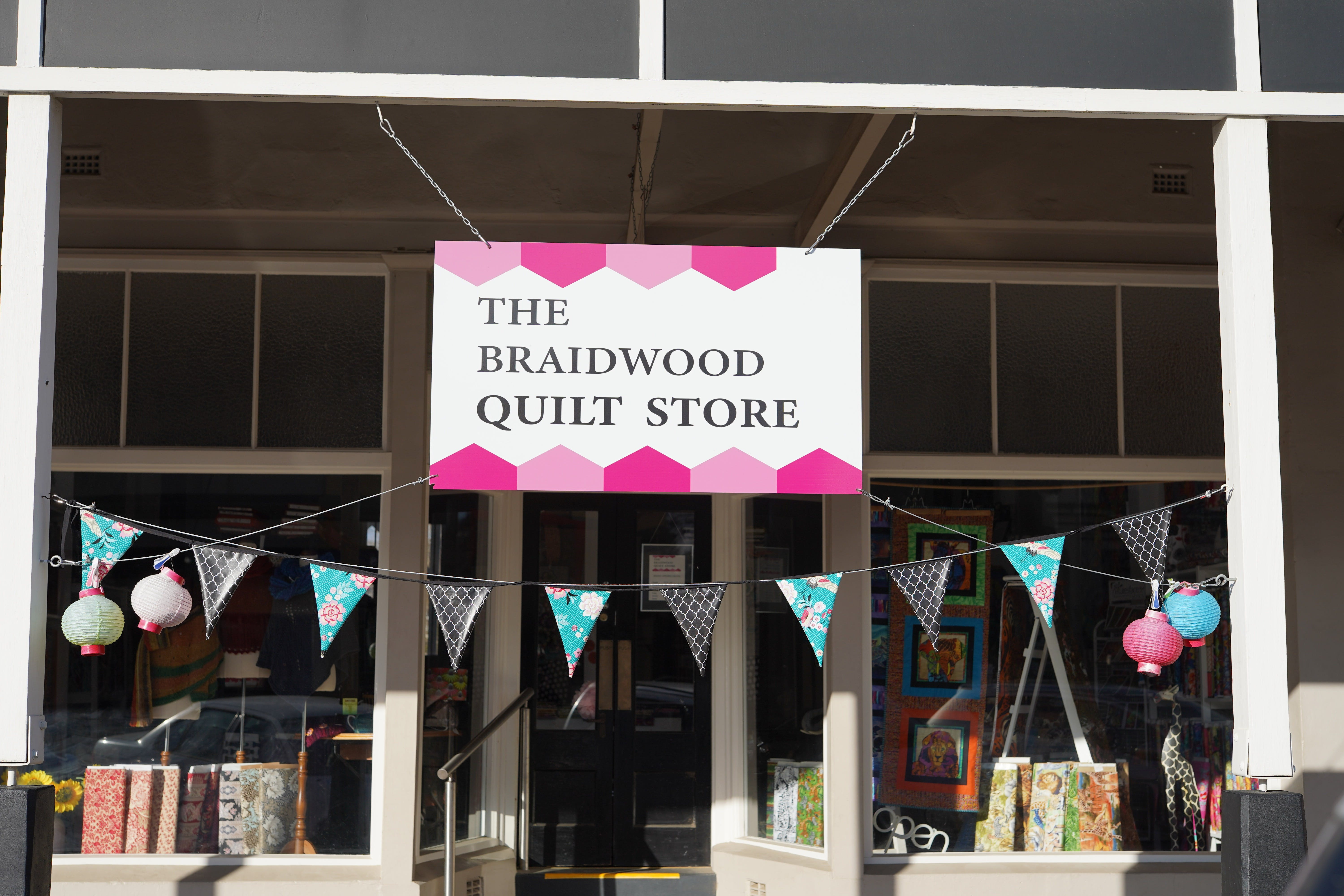 The Braidwood Quilt Store - Accommodation Mt Buller