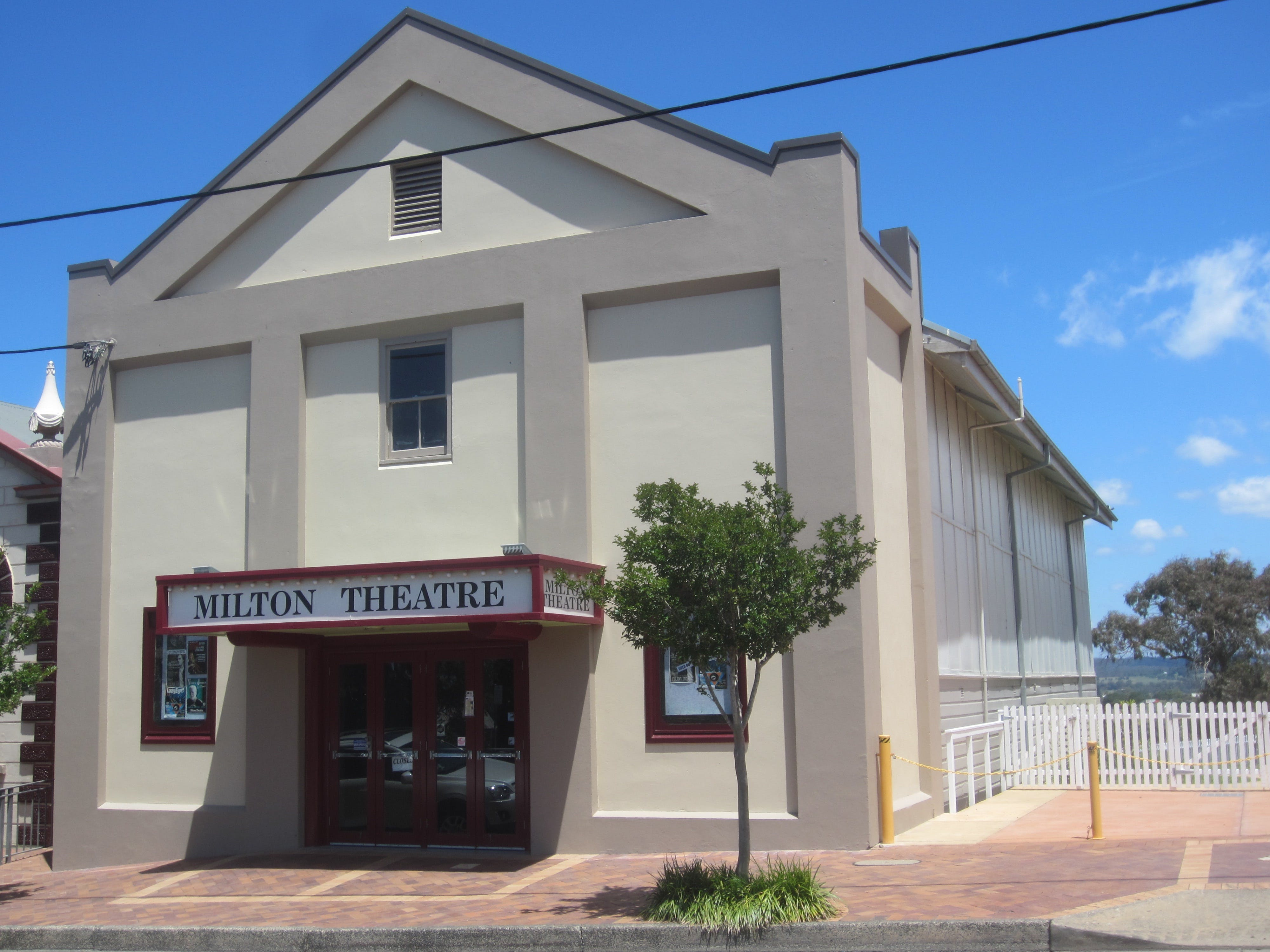 Milton Theatre - Accommodation Mt Buller