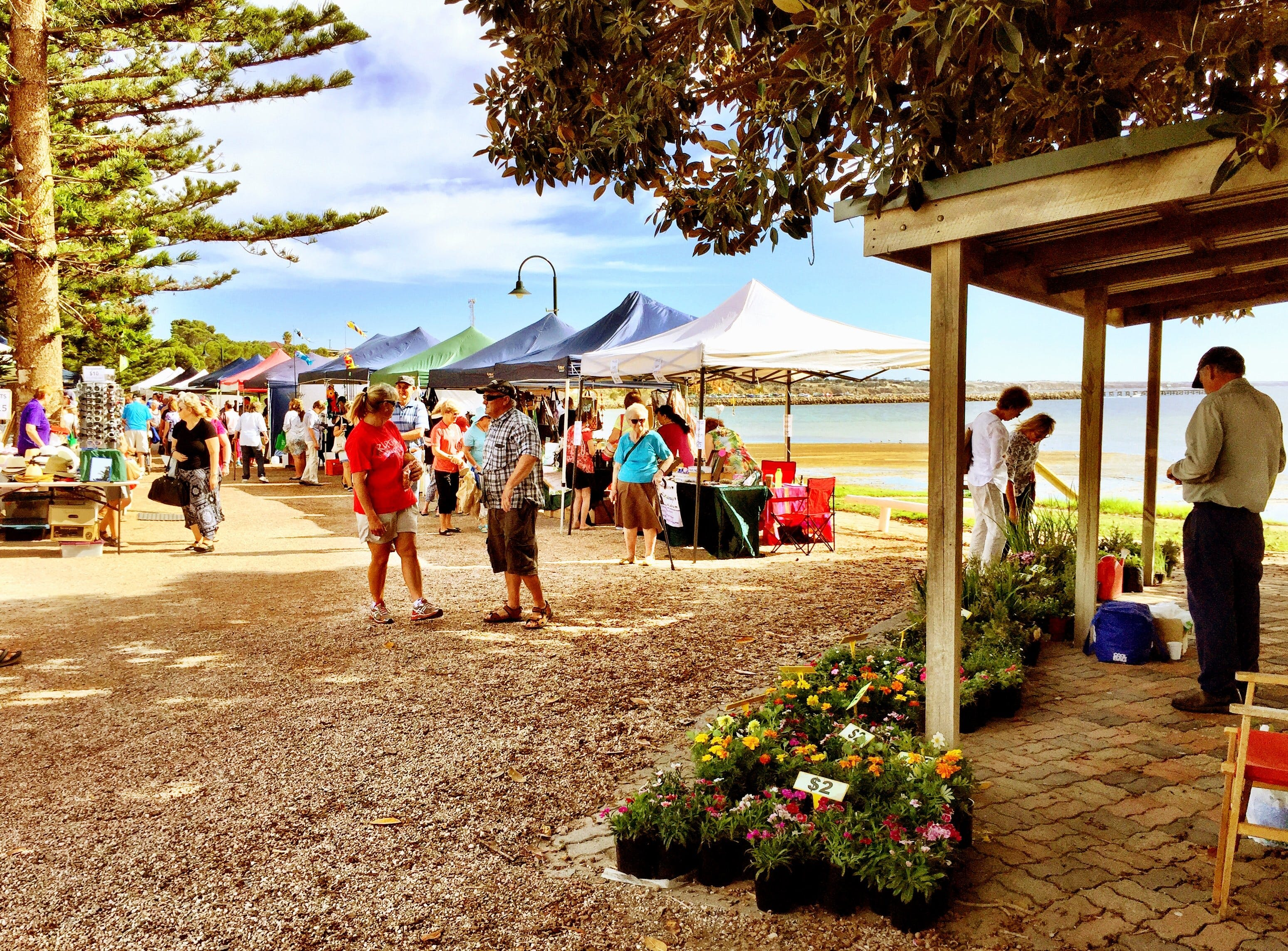 Stansbury Seaside Markets - Accommodation Mt Buller