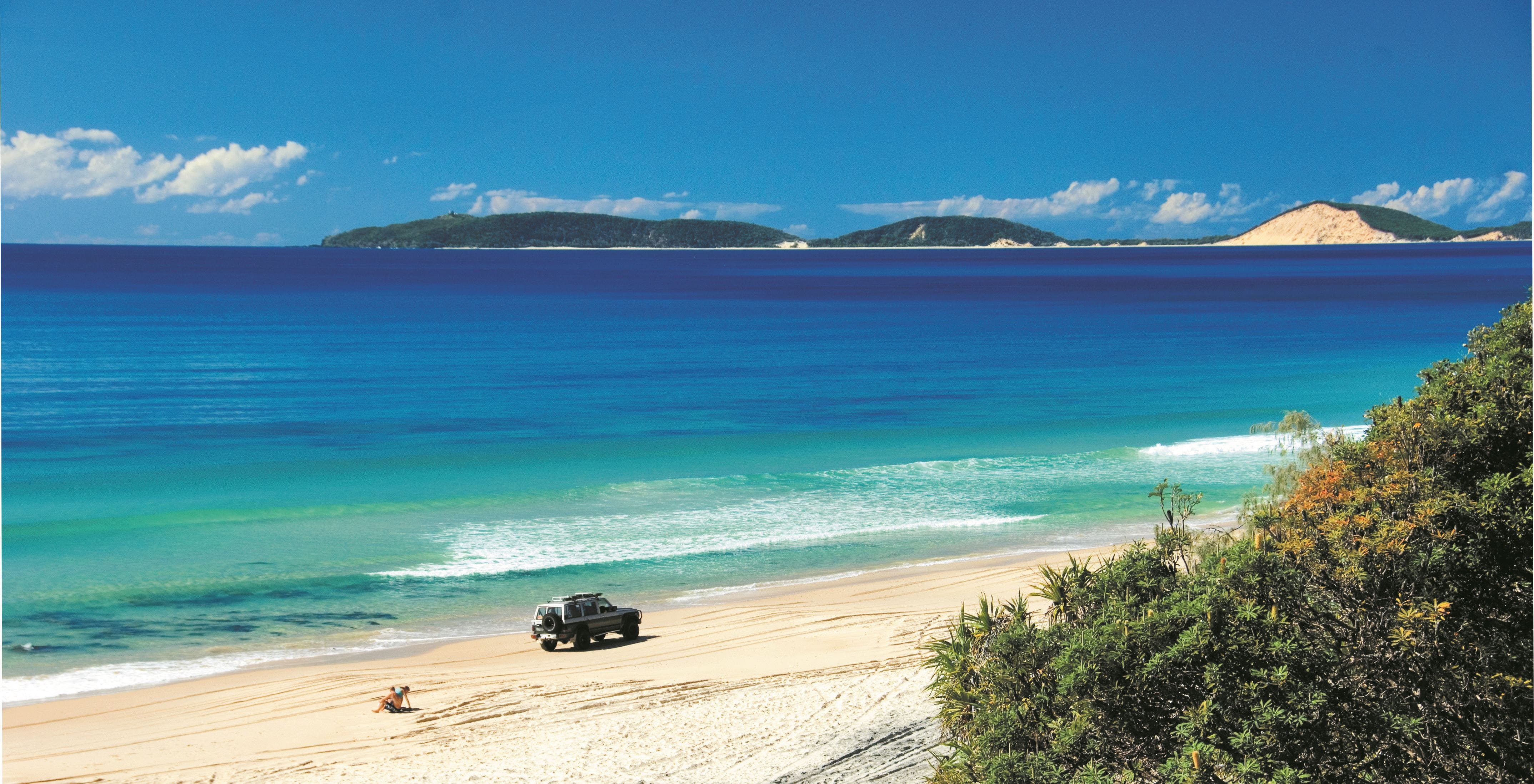 Tourist Drive- Cooloola Coast Fraser Island - Accommodation Mt Buller
