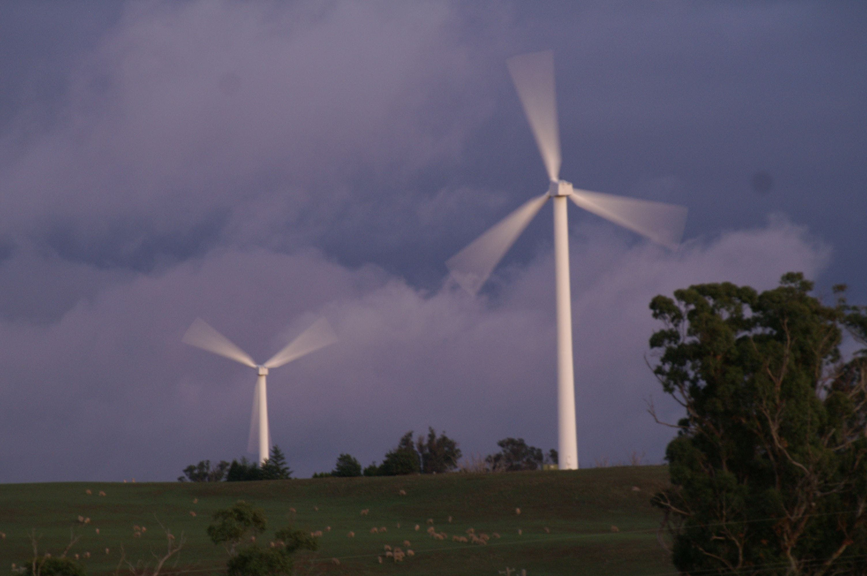 Crookwell Wind Farm - Accommodation Mt Buller