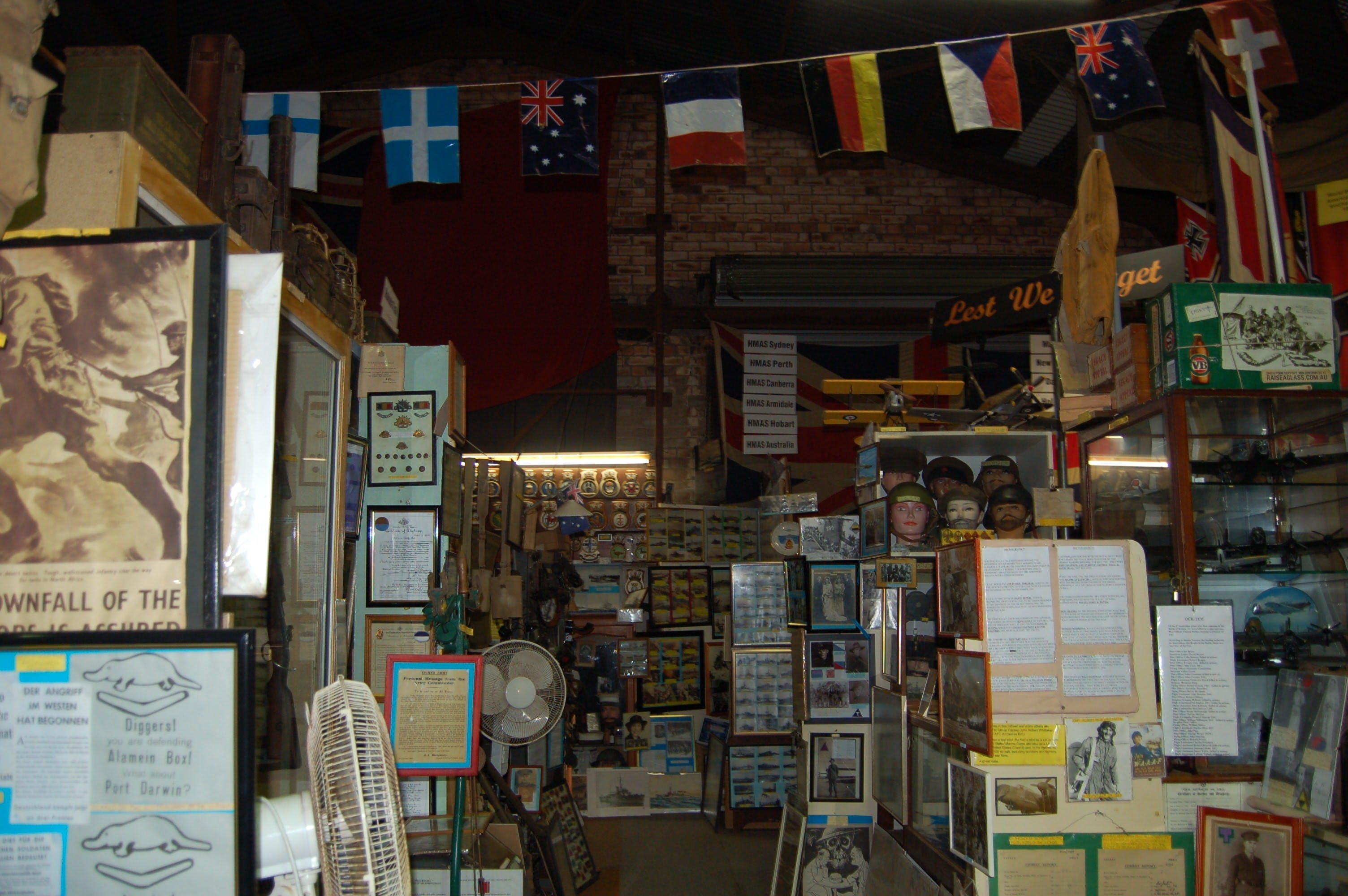 Military and Memorabilia Museum - Accommodation Mt Buller