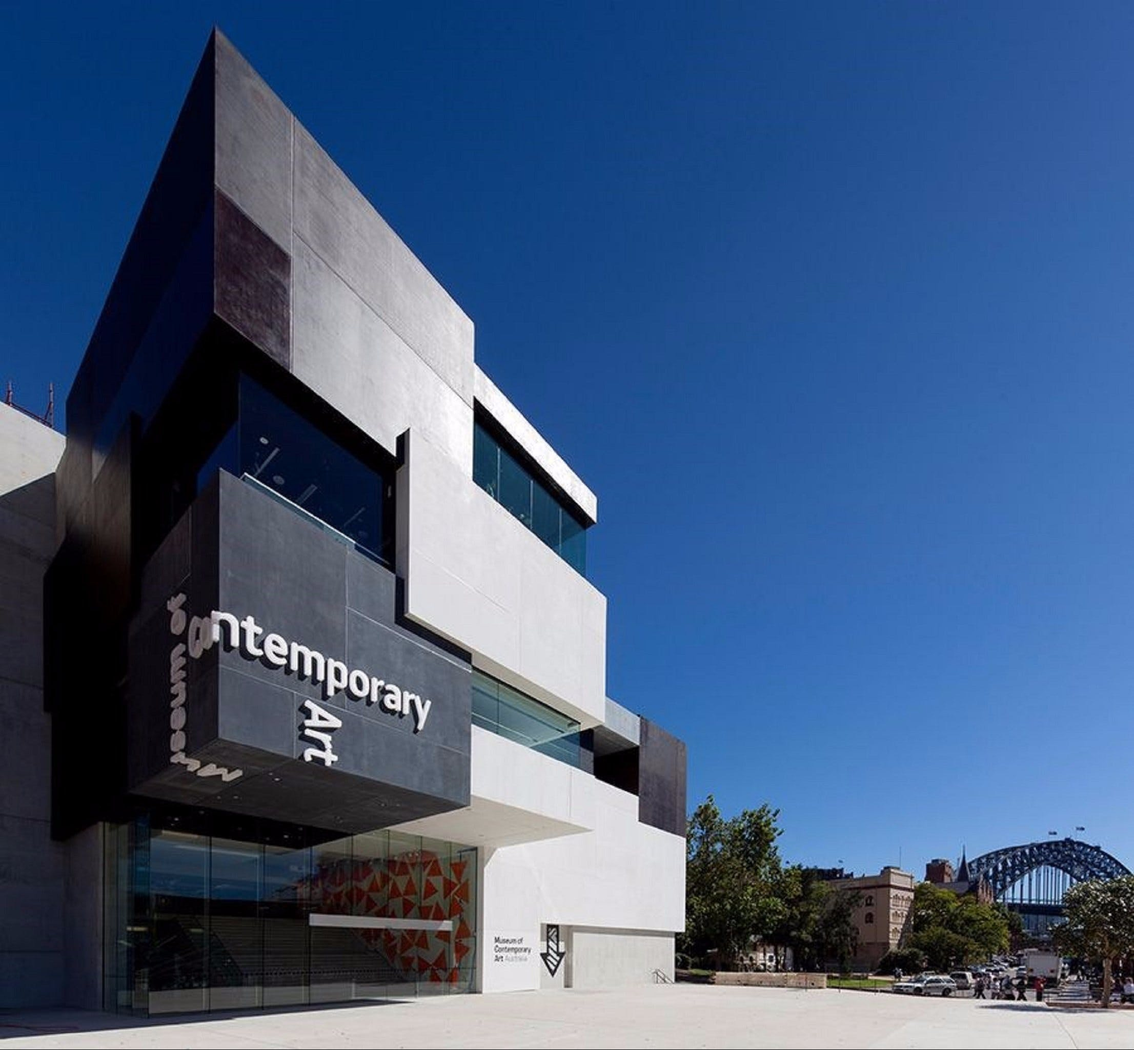 Museum of Contemporary Art Australia - MCA - Accommodation Mt Buller