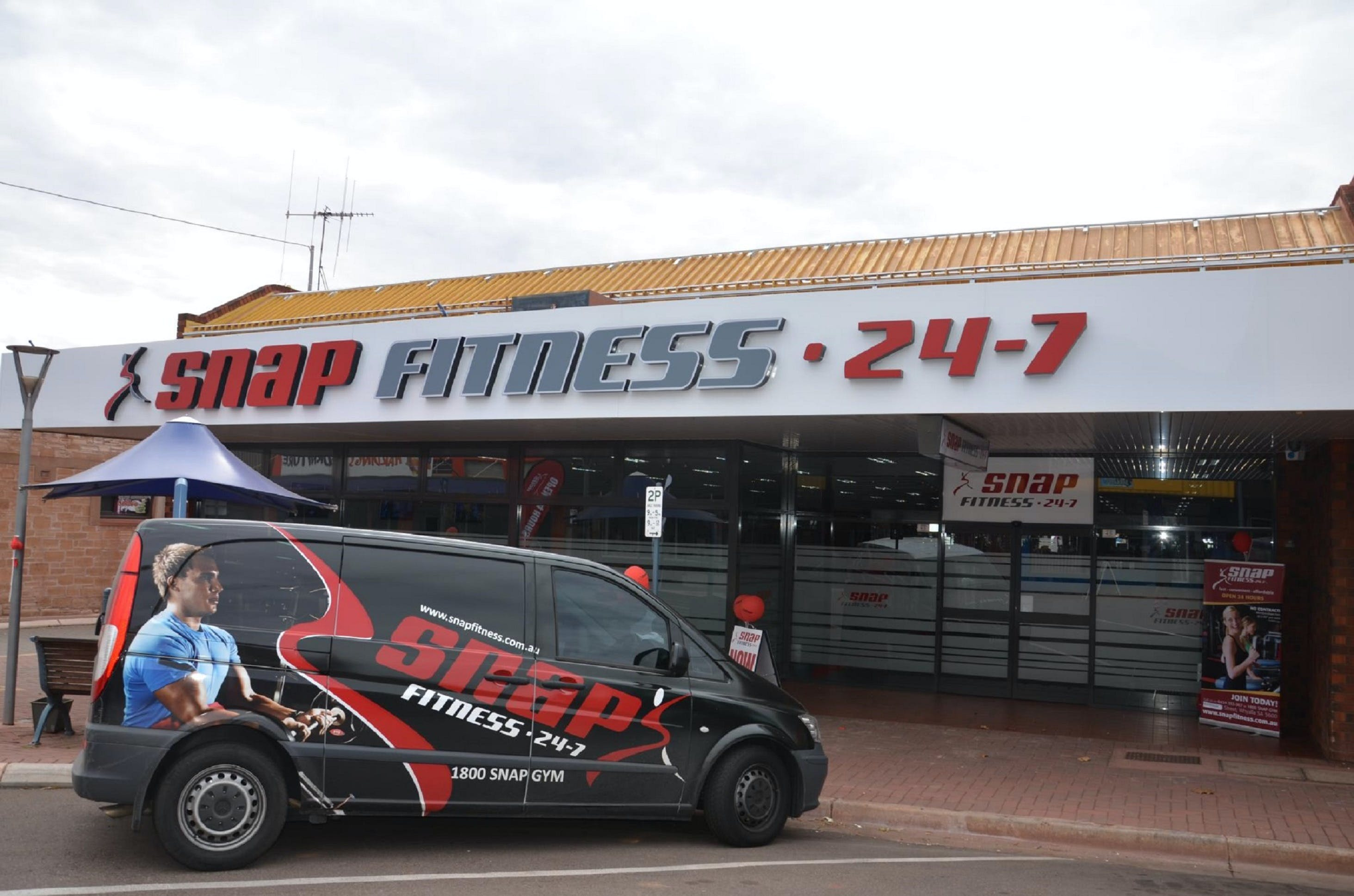 Snap Fitness Whyalla 24/7 gym - Accommodation Mt Buller