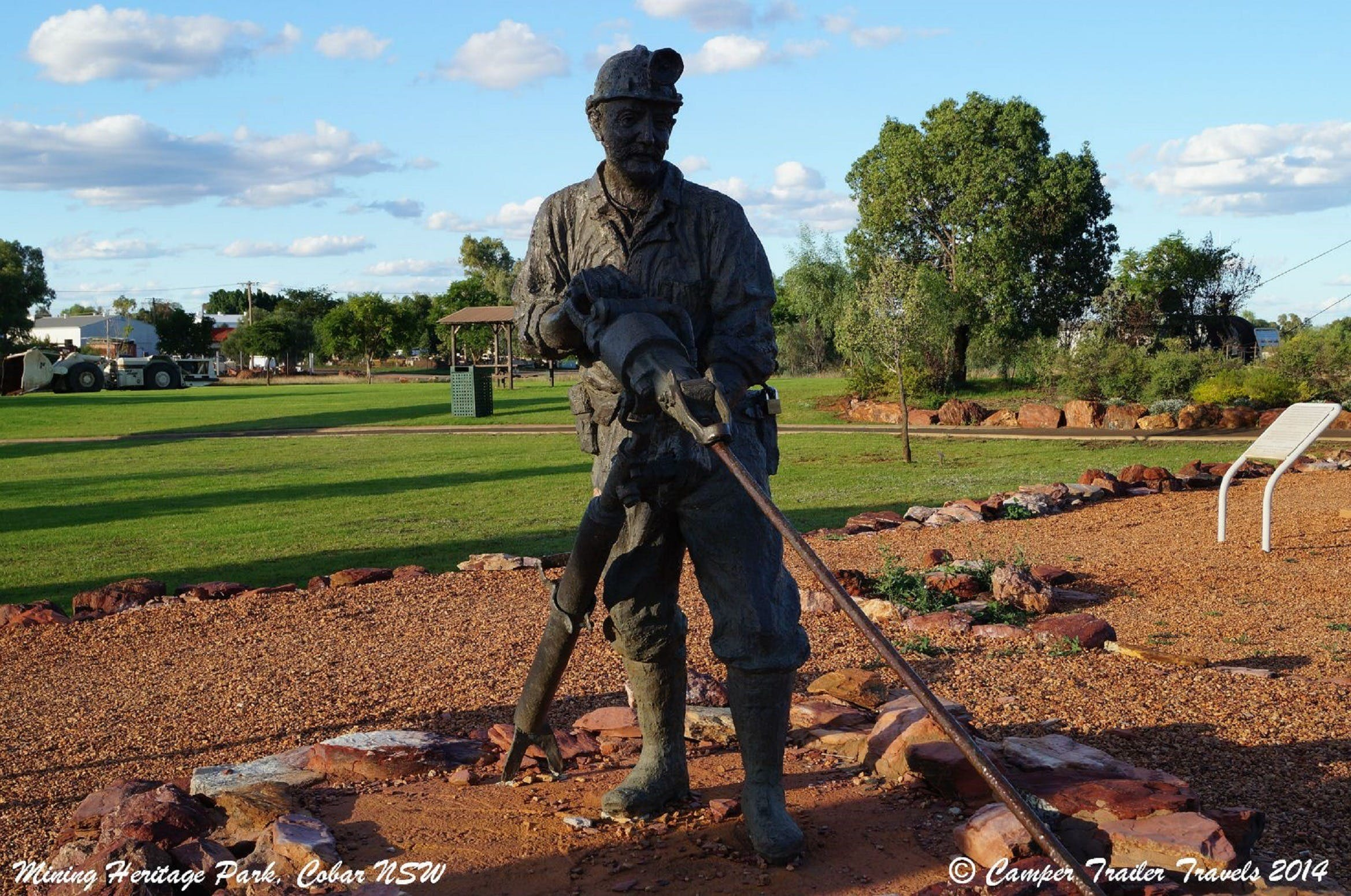Cobar Miners Heritage Park - Accommodation Mt Buller