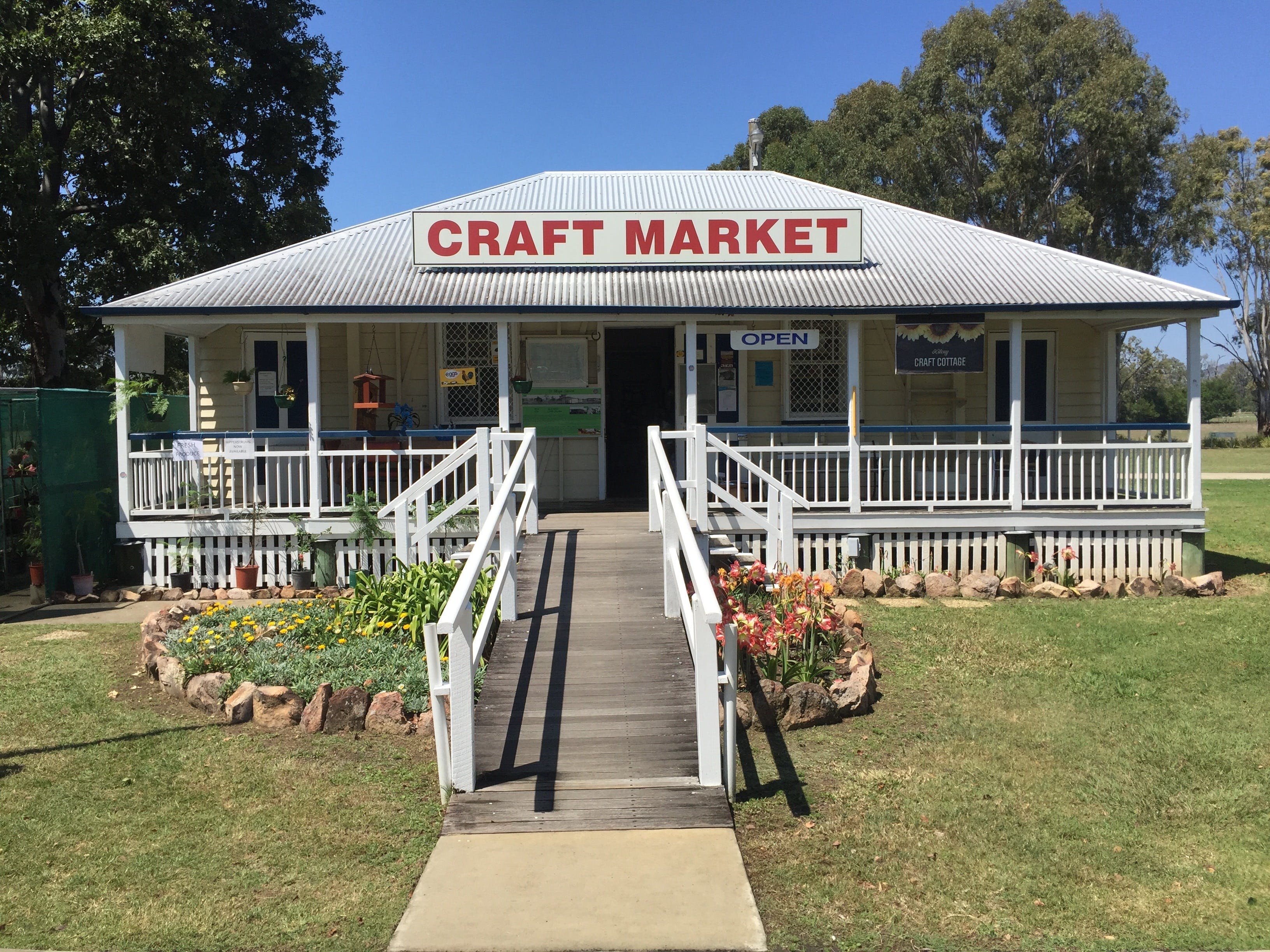 Kilcoy Craft Market - Accommodation Mt Buller