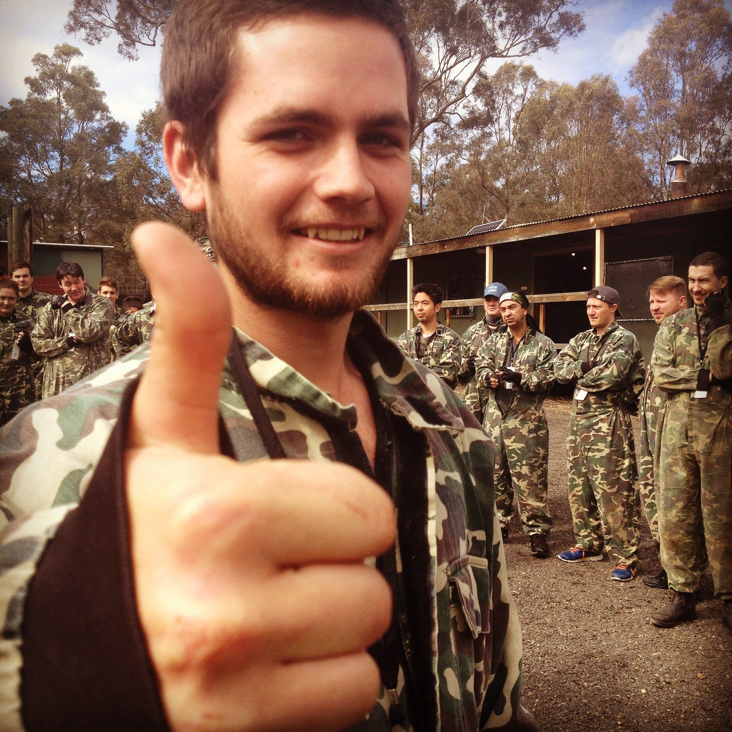 Ultimate Paintball Sydney - Accommodation Mt Buller