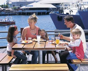 Fremantle Fishing Boat Harbour - Accommodation Mt Buller