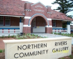 Northern Rivers Community Gallery - Accommodation Mt Buller
