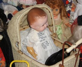Little Darlings Doll Museum and Coffee Shop - Accommodation Mt Buller