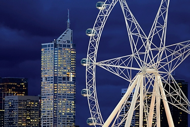 Melbourne Star Observation Wheel - Accommodation Mt Buller