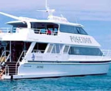 Poseidon Outer Reef Cruises - Accommodation Mt Buller