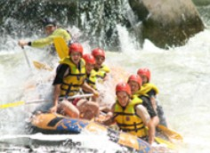 RnR White Water Rafting