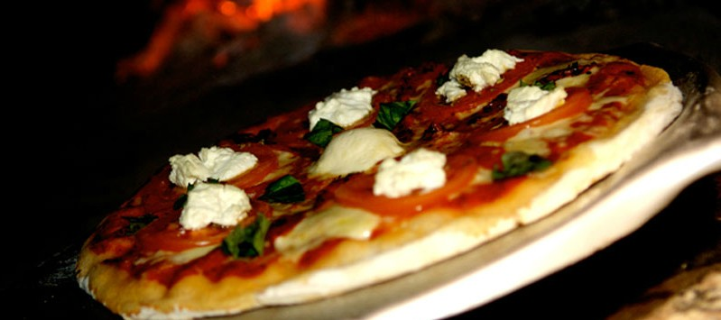 Olivo Woodfired Pizza  Pasta - Accommodation Mt Buller