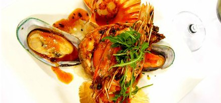 Lively Catch Seafood Restaurant - Accommodation Mt Buller