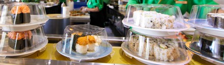 Sushi Train Sunnybank Station