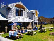 Dinner Plain Hotel - Accommodation Mt Buller