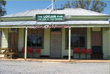 The Logan Pub - Accommodation Mt Buller