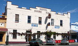 Shire Hall Hotel - Accommodation Mt Buller