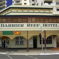 The Barrier Reef Hotel - Accommodation Mt Buller
