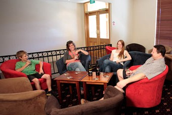Hibernian Hotel Beechworth - Accommodation Mt Buller